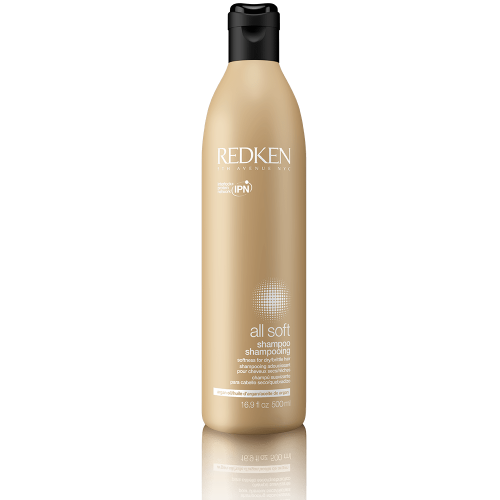 Redken All Soft Shampoo Per Capelli Secchi – 500 Ml