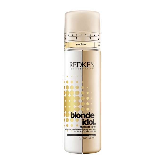 balsamo redken linea blonde idol dual gold 200 ml