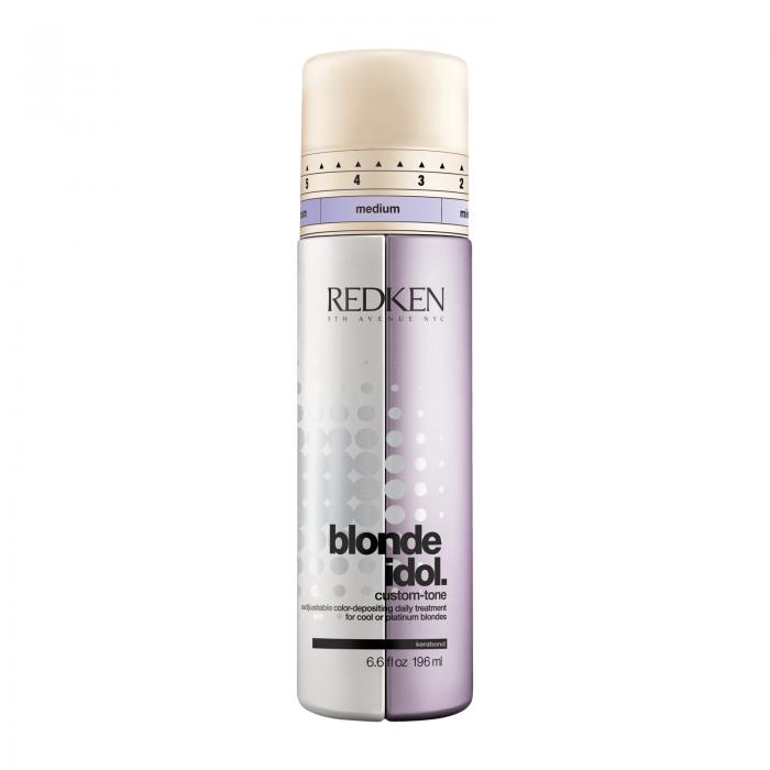 balsamo redken linea blonde idol dual violet conditioner 200 ml