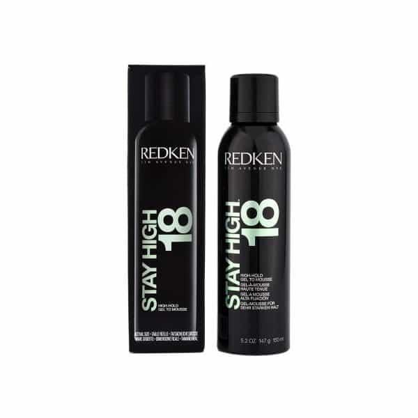 redken styling fashion collection stay high nr18 150ml