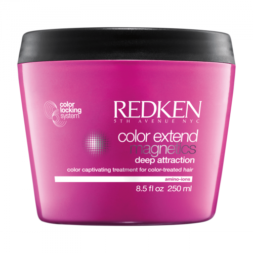 Redken Color Extend Magnetics Deep Attraction – Maschera Per Capelli Colorati