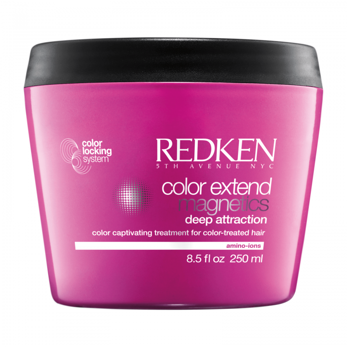maschera redken linea color extend magnetics 250-ml