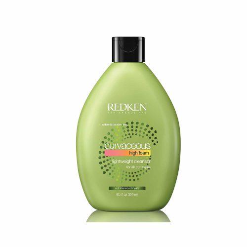Redken Curvaceous High-Foam Lightweight Cleanser Shampoo Leggero 300ml /1lt