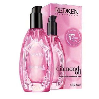 olio redken diamond oil glow dry