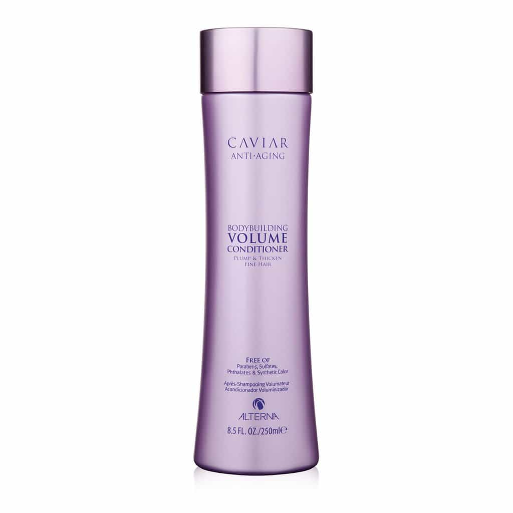 balsamo volumizzante alterna caviar bodybuilding volume conditioner