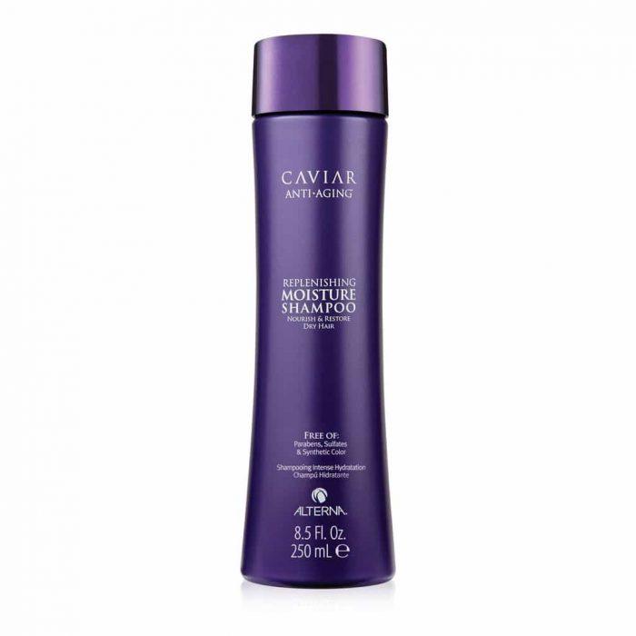shampoo ricostituente anti-età alterna caviar moisture replenishing shampoo