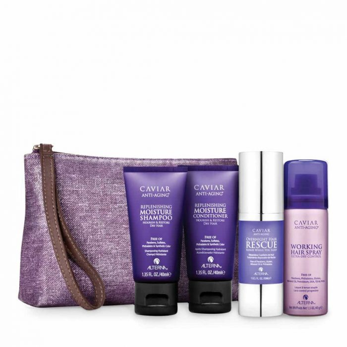 alterna caviar moisture transform kit
