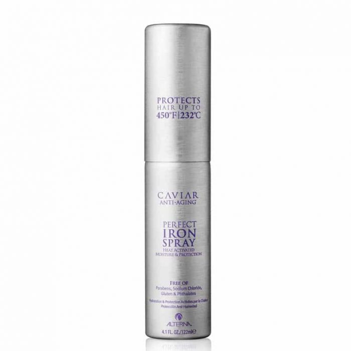 spray ad attivazione termica alterna caviar style perfect iron spray