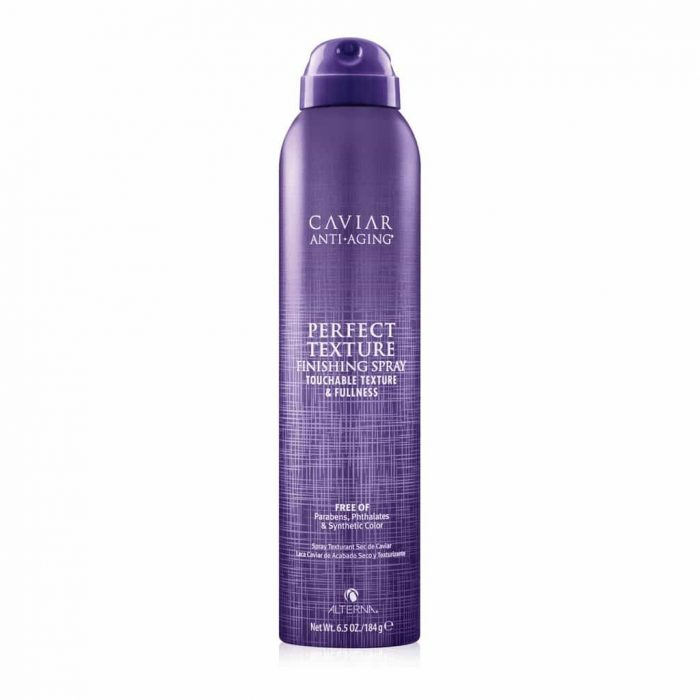 spray volumizzante alterna caviar style perfect texture finishing spray