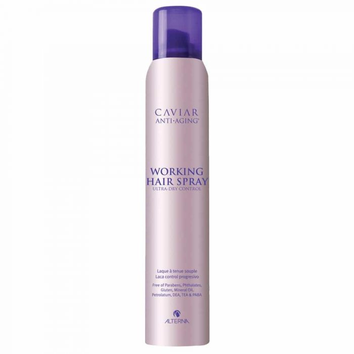 lacca per capelli alterna caviar working hairspray 43g