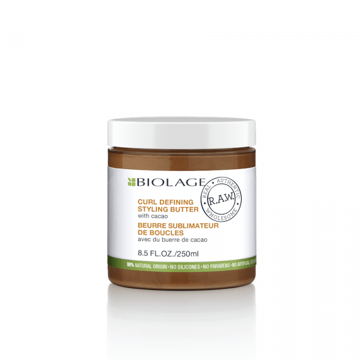 burro modellante ricci BIOLAGE RAW STYLING butter with cocoa