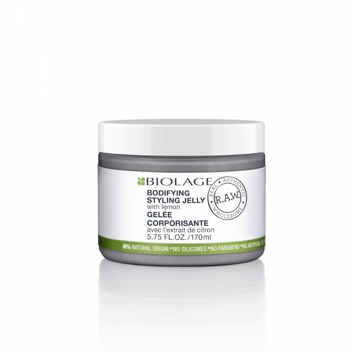 Gelatina Corporizzante BIOLAGE RAW bodifying styling Jelly with Lemon Meringue 170ml