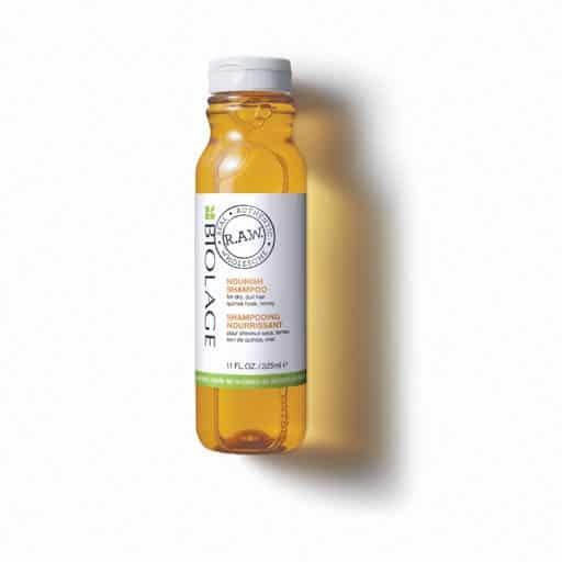 shampoo ricostituente biolage raw