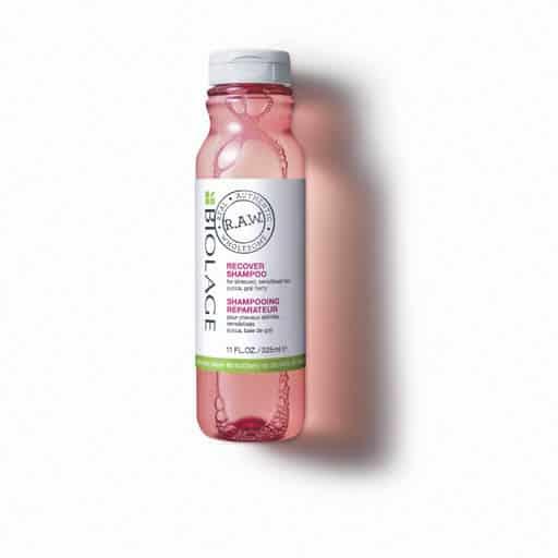 shampoo riparatore biolage RAW