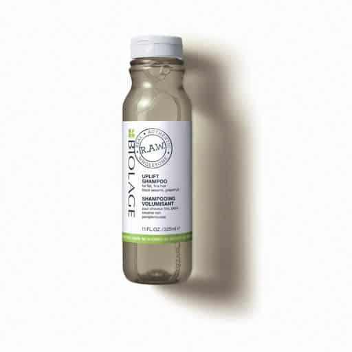 shampoo volumizzante biolage raw