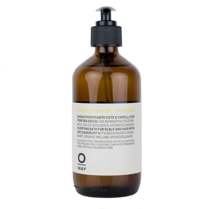 Shampoo anti-forfora cute secca Oway