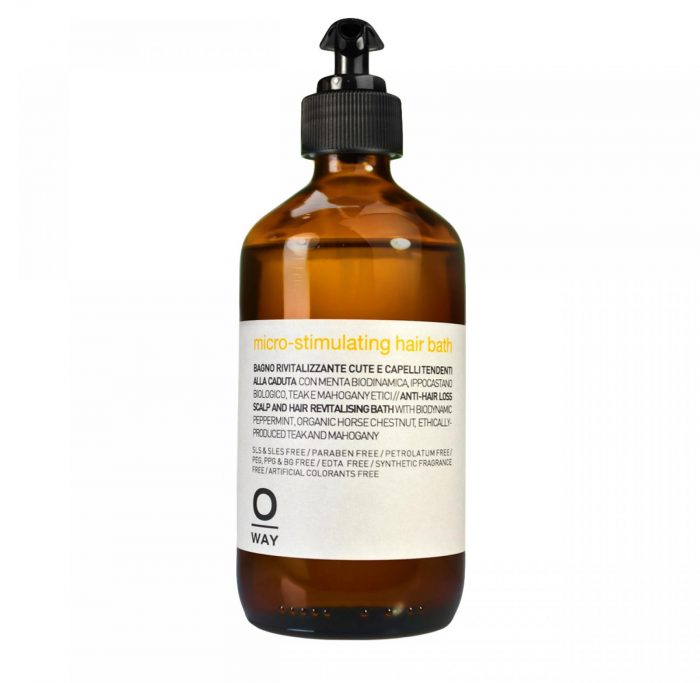 shampoo rivitalizzante anti-caduta Oway
