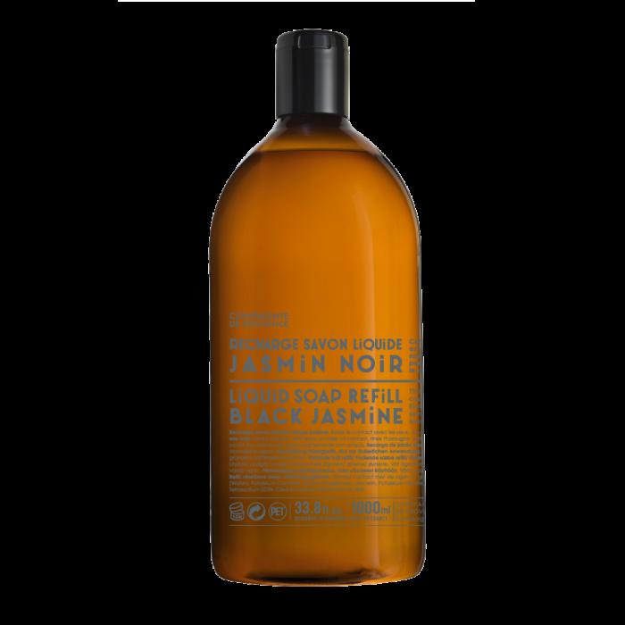 Sapone di Marsiglia al Gelsomino Nero liquido 1lt