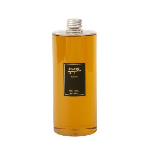 TEATRO Fragranze Uniche Ricarica Pura Ambra (500ml-1lt) – 1lt