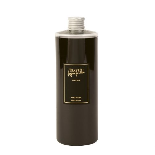 TEATRO Fragranze Uniche Ricarica Nero Divino (500ml-1lt) – 500ml